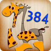 384 Puzzles for Preschool Kids 3.0.1 Android for Windows PC & Mac