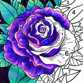 Coloring Book Color by Number & Paint by Number APK 1.7.6