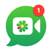 icq video calls & chat