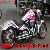 Idea Motorcycle Paint