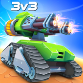 Tanks A Lot! - Realtime Multiplayer Battle Arena app in PC