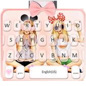 Best Friends Keyboard Theme  APK 1.0