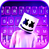 Download Cool Dj Club Keyboard Theme 1.0 APK File for Android