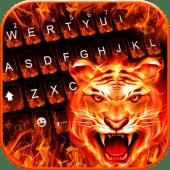 Cruel Tiger 3D Keyboard Theme  APK 8.0