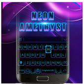 Black Neon 3D Keyboard Theme  APK 88.0