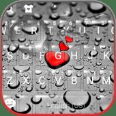 Droplet Love Keyboard Theme  APK 2.2