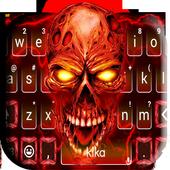 Horror Lightning Devil Keyboard Theme  APK 1.0