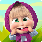 Masha and the Bear Child Games APK v3.1.1 (479)