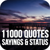 11000 Quotes, Sayings & Status - Images Collection 7.0 Android for Windows PC & Mac
