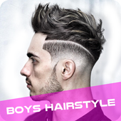 Boys Hairstyle Photos 1.0 Android for Windows PC & Mac