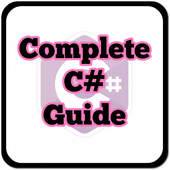 Learn C# (C Sharp) Complete Guide (OFFLINE) For PC