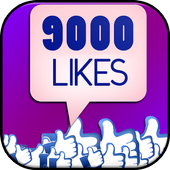 9000 likes for Fb Liker tips APK 2.0