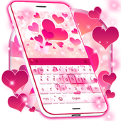 Pink Love Keyboard APK 1.307.1.116
