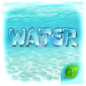 GO Keyboard Theme Water APK 4.5