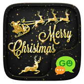 GO SMS MERRY CHRISTMAS THEME v1.0.1