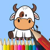 Animals coloring book 1.1.2