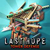 Last Hope TD Zombie Tower Defense Games Offline 3.52 Android for Windows PC & Mac