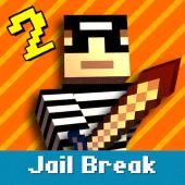 Cops N Robbers: Pixel Prison Games 2 APK 2.2.2