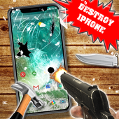Destroy Iphone Prank 4.2 Android for Windows PC & Mac