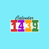 Hijri Calendar 1439  Latest Version Download