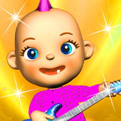 My Talking Baby Music Star 2.28.0 Android for Windows PC & Mac