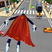 Flying Hero Iron Spider VS Mafia Fighter Adventure Latest Version Download