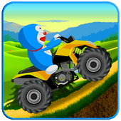 Doremon ATV Hill Racing - atv quad doremon games  Latest Version Download