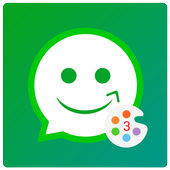 Download KK SMS Theme Package Three 1.0 APK File for Android