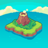 Tinker Island - Pixel Art Survival Adventure APK 1.8.02