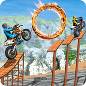 Motorcycle Stunt Trick: Motorcycle Stunt Games  Latest Version Download
