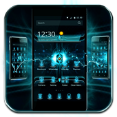Technology CM Launcher theme APK 1.1.24