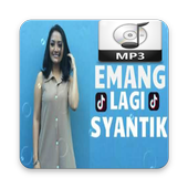 Lagu Emg Lagi Syantik remix Tiktok 1.0 Android for Windows PC & Mac