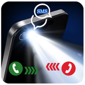 Automatic Flash On Call & SMS For PC
