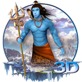 Lord Shiva 3D Launcher Theme 1.1.0 Android for Windows PC & Mac