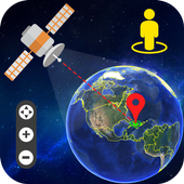 Live Earth Map & Satellite View, GPS Tracking  Latest Version Download