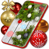 Live Wallpapers Christmas  For PC