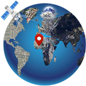 GPS Route Tracker Live Earth Map