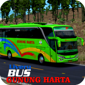 Livery Bus Gunung Harta  Latest Version Download