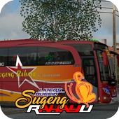 Livery Sugeng Rahayu double decker