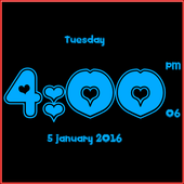 Download Love clock live wallpaper 1 4 APK File for Android