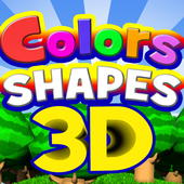 Colors&Shapes 3D For Kids 1.0