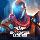 SHADOWGUN LEGENDS  APK 0.6.1