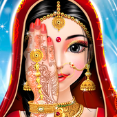 Indian Bride Fashion Wedding Makeover And Makeup in PC (Windows 7, 8 or 10)