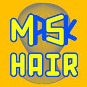 MaSk HAIR: Manga Sketcher Hair editor  Latest Version Download