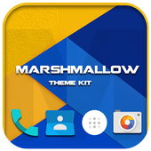 Marshmallow Theme Kit