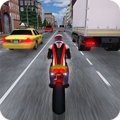 Race the Traffic Moto APK 1.0.18