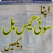 Check Sui Gas Bill Latest Version Download