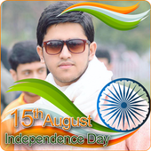 India Flag Face Photo Maker & 15th August DP  APK 1.2
