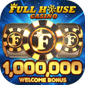 Full House Casino: Lucky Jackpot Slots Poker App  Latest Version Download