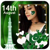 Pakistan Flag Photo Editor in Face 1.0 Android for Windows PC & Mac
